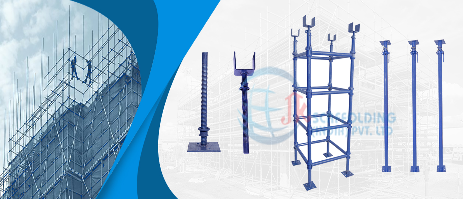 Best Scaffolding Accessory Dealers in Bangalore